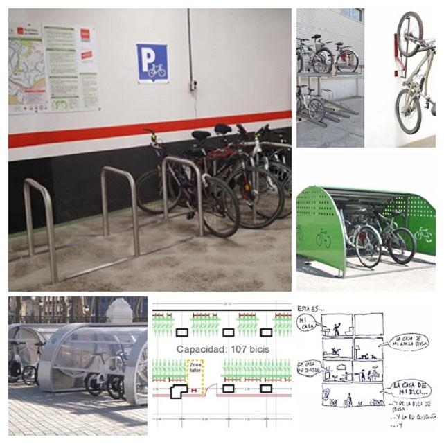 Soluciones de aparcamiento
