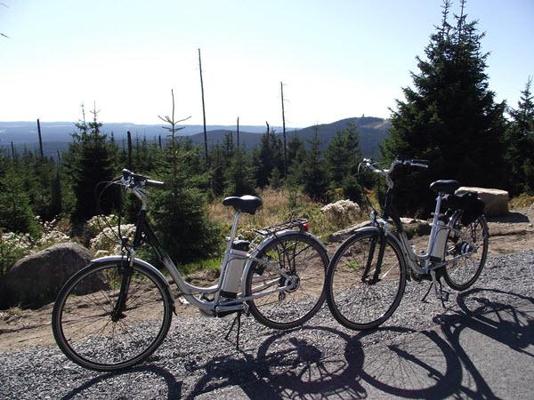 sistemas de bicicleta eléctrica