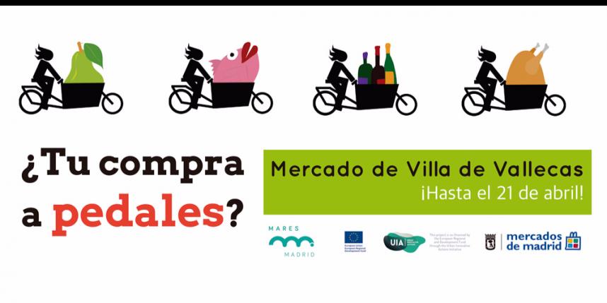Ciclologística Mercados Vallecas